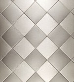 quickshipmetals decorative stainless harlequin11 e1331857466793 Change the Center Panel of Your Cabinets... DIY Quick Fix