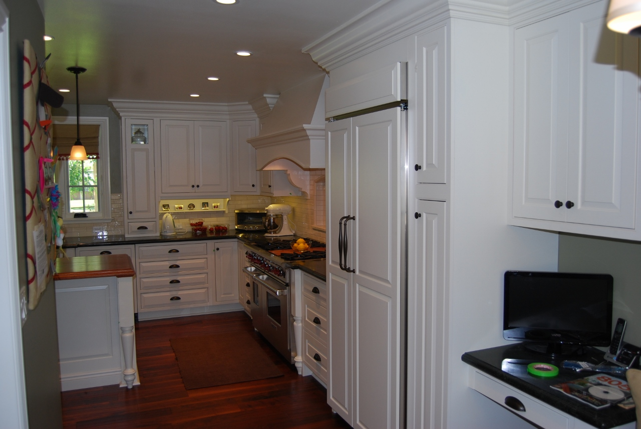 Medallion Cabinetry with custom details