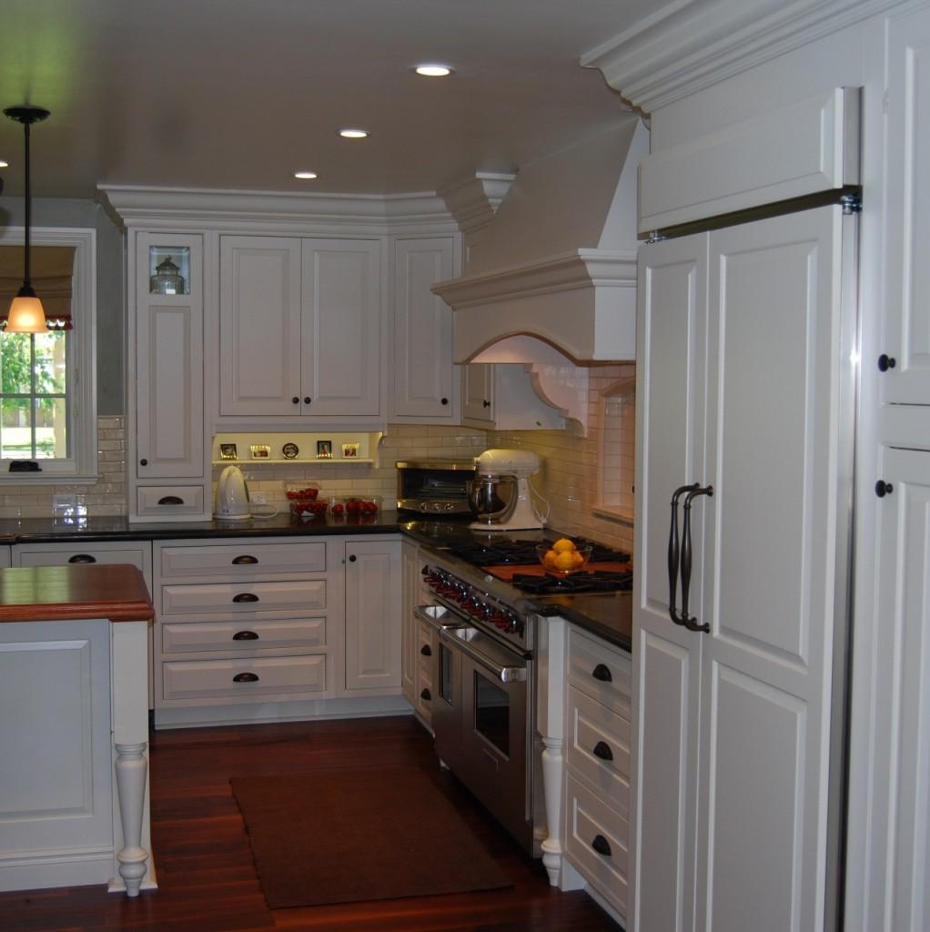 Sub Zero Refrigerator Cabinet Door Covers