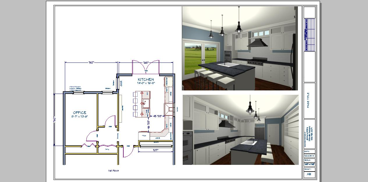 hiring a kitchen designer. early 1900 s American Four square kitchen remodel V1 Planning a  Why you should hire designer