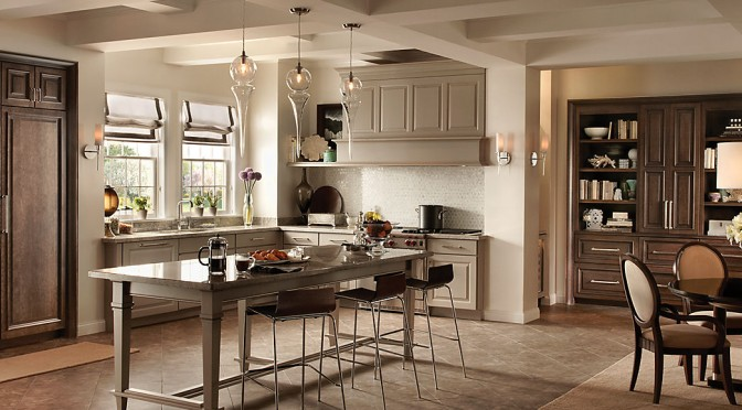 Kitchen Design trend forecast 2014