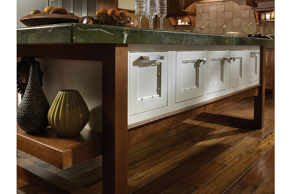 Yorktowne/Medallion cabinetry