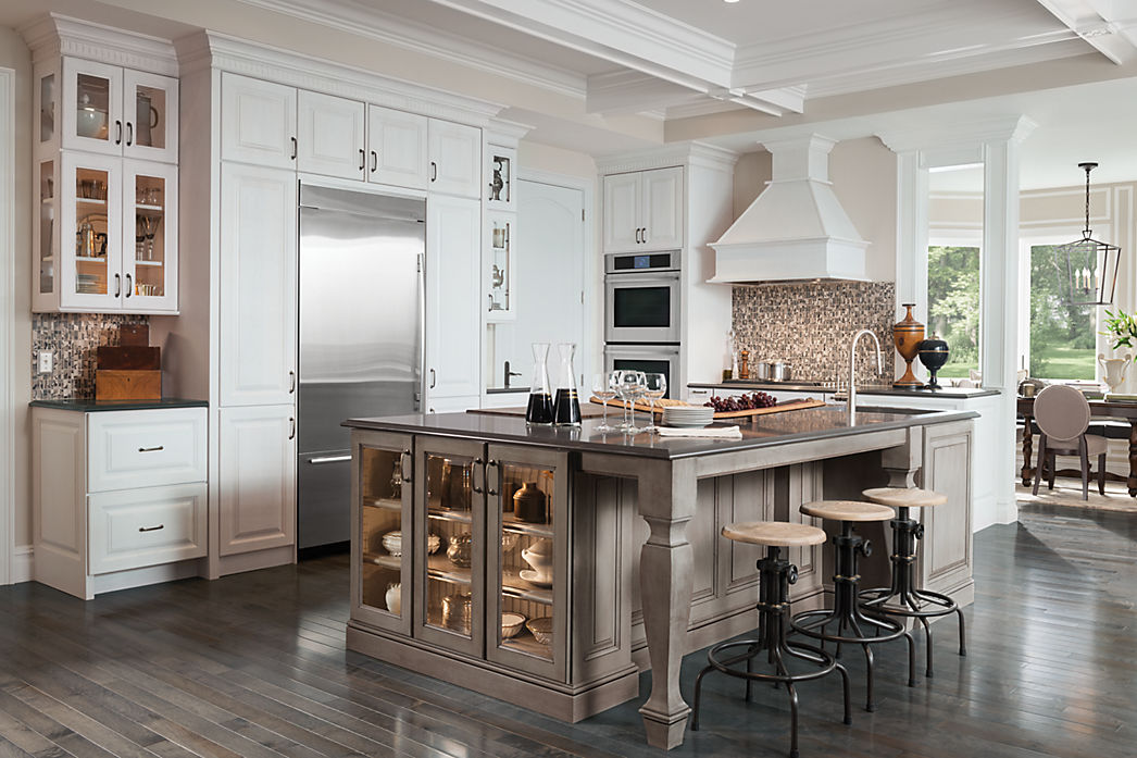 semi custom kitchen cabinet manufacturers 2